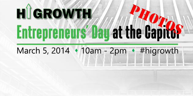 2014 Entrepreneurs' Day at the Capitol