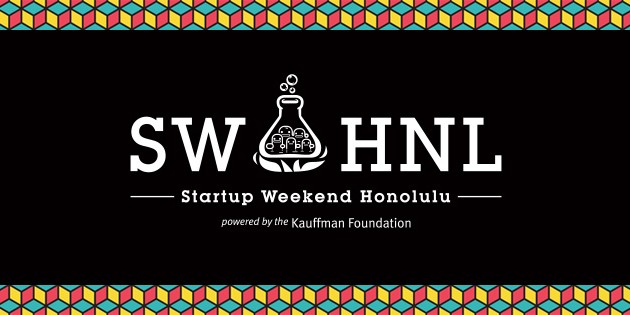 Congratulations to Startup Weekend Honolulu Participants